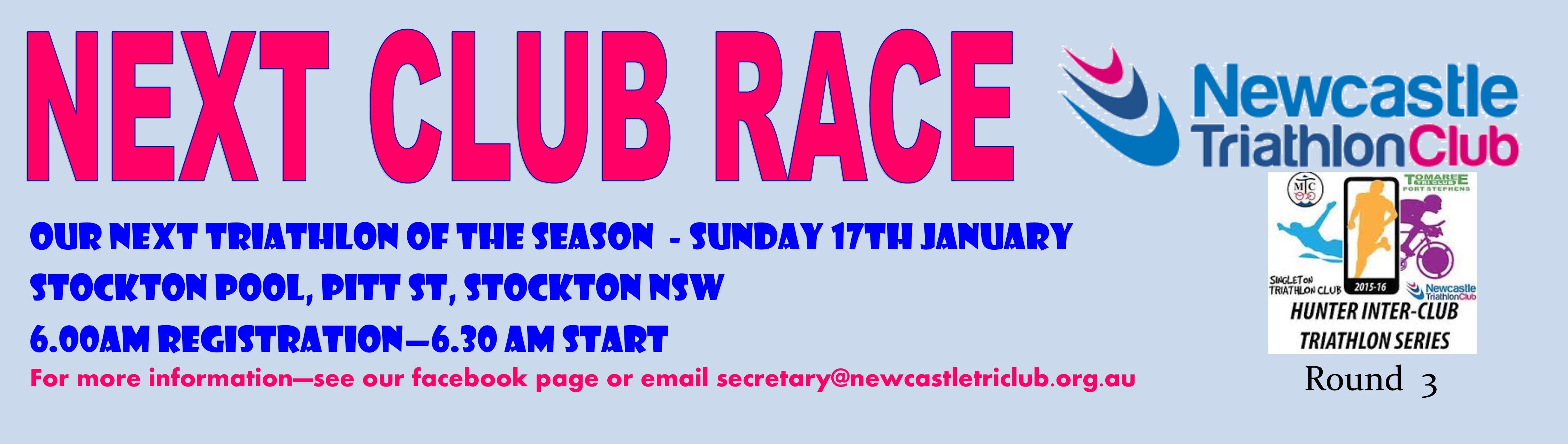 January Race