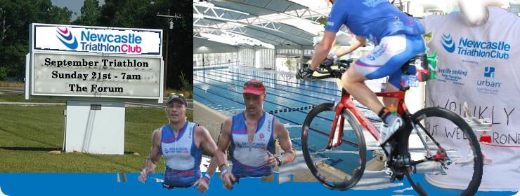 September Triathlon