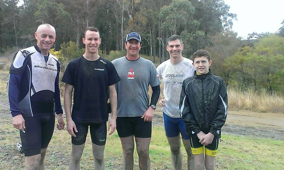 Blue Gum Hills Off Road Duathlon November Training Event